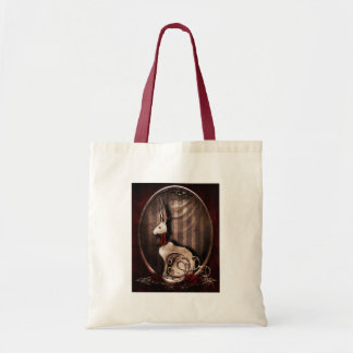 Victorian Bunneh Tote Bag