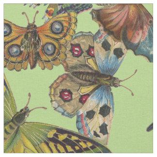 Victorian Butterflies Fabric