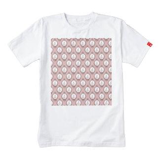 Victorian Cameos Pattern Zazzle HEART T-Shirt