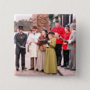 Victorian Carol Singers Christmas Accessories Zazzle