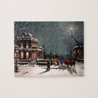 Victorian Christmas Party Puzzle