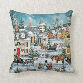 Victorian christmas  Pillows
