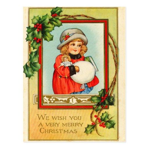 froehliche weihnachten postcards postcard template designs. Black Bedroom Furniture Sets. Home Design Ideas