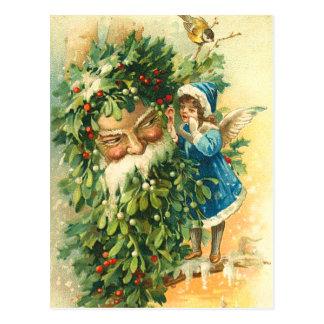 Victorian Christmas Postcards