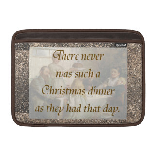 Victorian Christmas Sleeve For MacBook Air