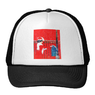 Victorian Christmas Trucker Hat