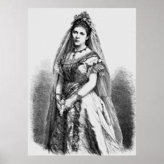 Victorian Clothing Print