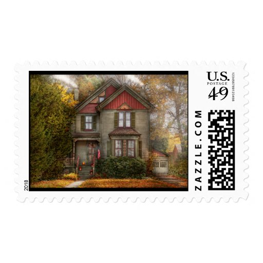 Victorian - Cranford, NJ - Only the best things Postage Stamps