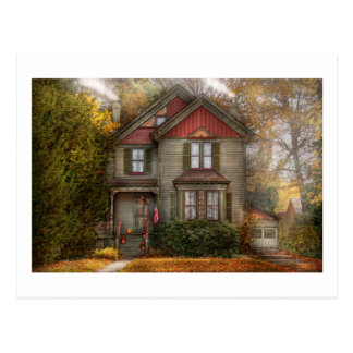 Victorian - Cranford, NJ - Only the best things Postcard
