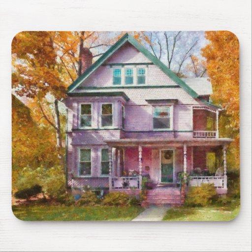 Victorian - Cranford, NJ - una casa adorable Tapetes De Raton