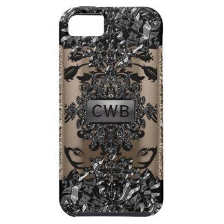 Victorian de Caradythe Chablis duro iPhone 5 Case-Mate Coberturas