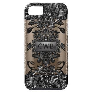 Victorian de Caradythe Chablis duro Funda Para iPhone 5 Tough