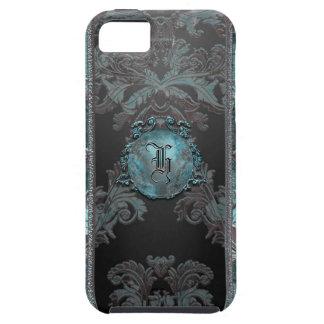 Victorian de la clavija de Junobea duro Funda Para iPhone SE/5/5s