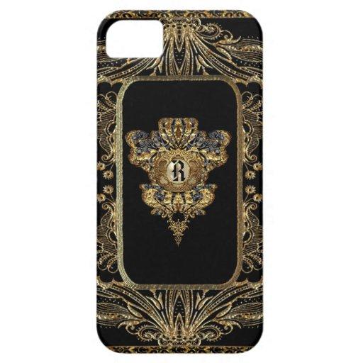 Victorian de Vetryce iPhone 5 Fundas