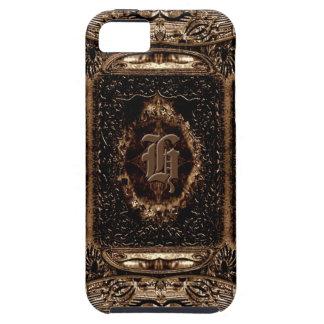 Victorian del Brutus II de la lisonja duro iPhone 5 Fundas
