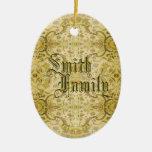 Victorian del vintage ornamentos de reyes