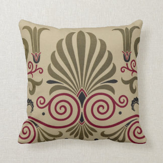 Victorian Design #10 @ VictoriaShaylee Throw Pillow