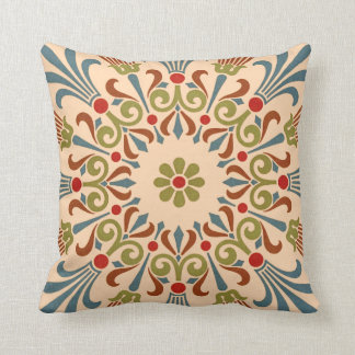 Victorian Design #11 @ VictoriaShaylee Throw Pillow