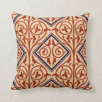 Victorian Design #1 @ VictoriaShaylee Throw Pillow