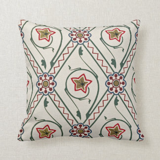 Victorian Design #3 @ VictoriaShaylee Throw Pillow