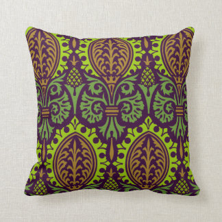Victorian Design #4 @ VictoriaShaylee Throw Pillow