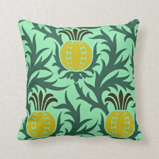 Victorian Design #5 @ VictoriaShaylee Throw Pillow