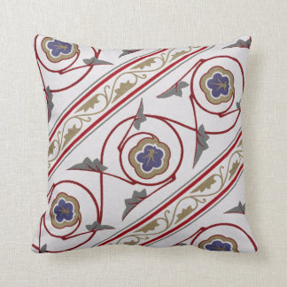 Victorian Design #7 @ VictoriaShaylee Throw Pillow