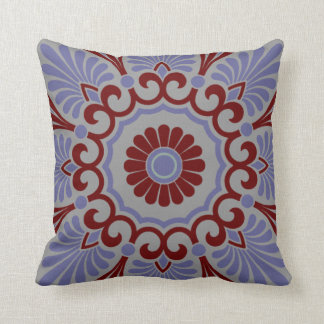 Victorian Design #8 @ VictoriaShaylee Throw Pillow