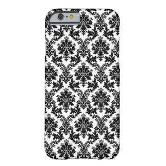 Victorian design barely there iPhone 6 case