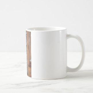 Victorian Doorknob and keyhole Coffee Mug