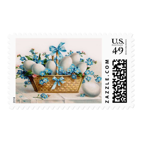 Victorian Easter Eggs Postage