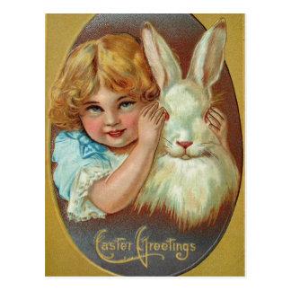 Victorian Easter Post Hide n Seek Postcards