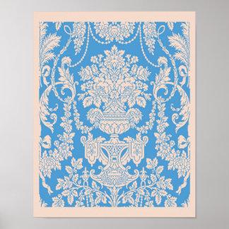 Victorian Elegance CHANGE COLOR 11x14 Poster