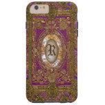 Victorian elegante de Salsbury Royale más Funda De iPhone 6 Plus Tough