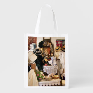 VICTORIAN ENGLAND GROCERY BAG