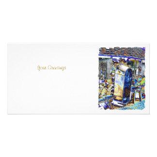 VICTORIAN ENGLAND PHOTO CARD