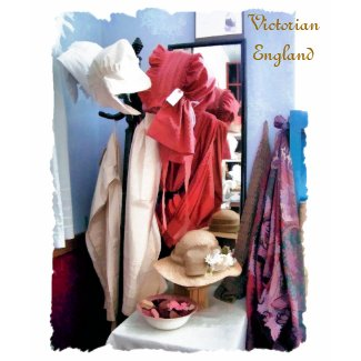VICTORIAN ENGLAND shirt