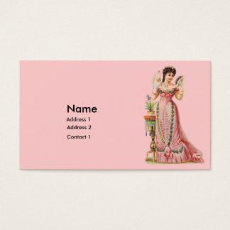 VICTORIAN ERA BUSINESS CARDS (100)