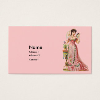 VICTORIAN ERA BUSINESS CARDS (100) - Le Fanastic