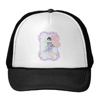 Victorian Faerie Trucker Hat