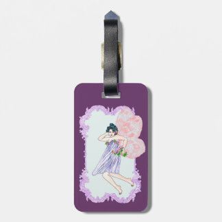 Victorian Faerie Tags For Bags