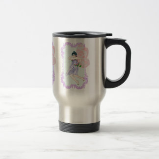 Victorian Faerie Travel Mug