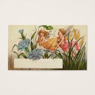 Victorian Fairies Business Card