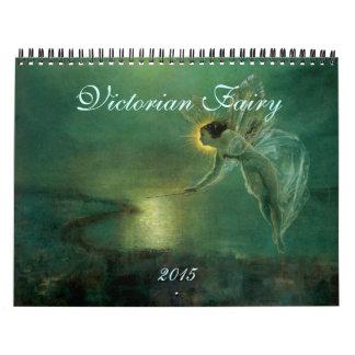 Victorian Fairy Paintings Calendar