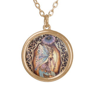 Victorian Fairy Pendant