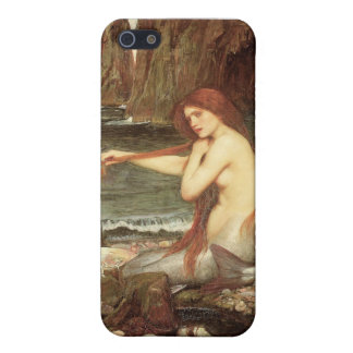 Victorian Fantasy Art Mermaid  iPhone 5/5S Case