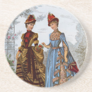 Victorian Fashions Coaster