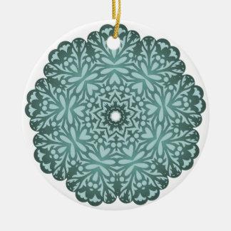 Victorian Filigree Lace Ornament