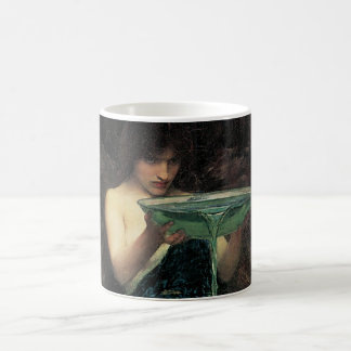 Victorian Fine Art, Circe Invidiosa by Waterhouse Coffee Mug