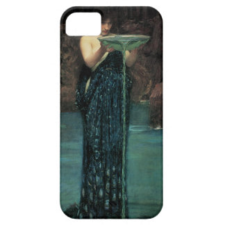 Victorian Fine Art, Circe Invidiosa by Waterhouse iPhone SE/5/5s Case